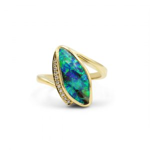 Types of Opal